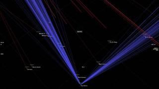 Starshatter tests, long range 5