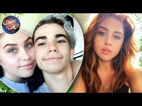 Brenna D'amico the EXGIRLFRIEND of Cameron Boyce?!