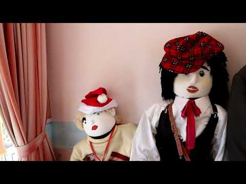 Japan's CREEPIEST Place? | VILLAGE of THE DOLLS !
