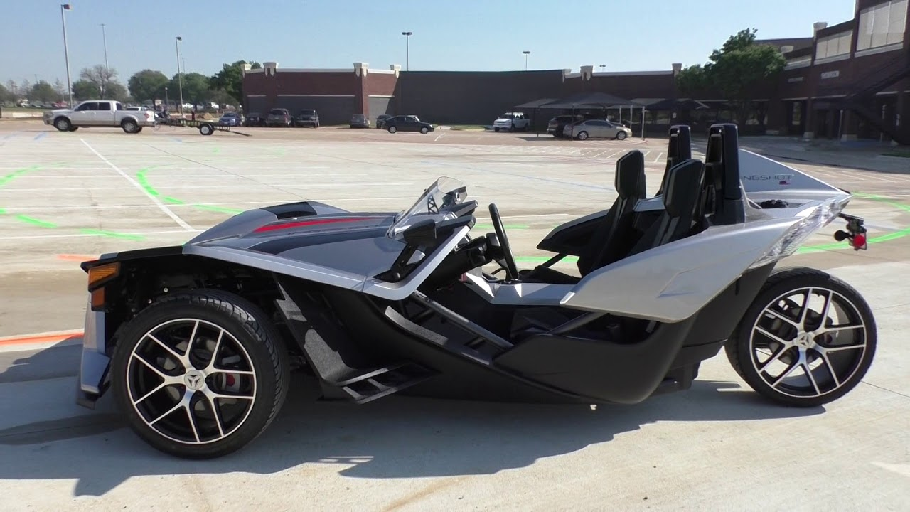 115920 2016 polaris slingshot sl used motorcycles for sale youtube. Black Bedroom Furniture Sets. Home Design Ideas