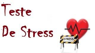 De alterações teste isquêmicas estresse no