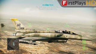 Ace Combat: Assault Horizon (2011) - PC Gameplay / Win 10