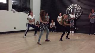LIKE GLUE | Sean Paul | Khiy Khiy | Bizzy Boom Choreography
