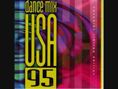 Dance Mix 95 - Canadian Limited Edition
