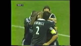 Nantes 0 - 5 Bordeaux    (06-09-2000)     Division 1