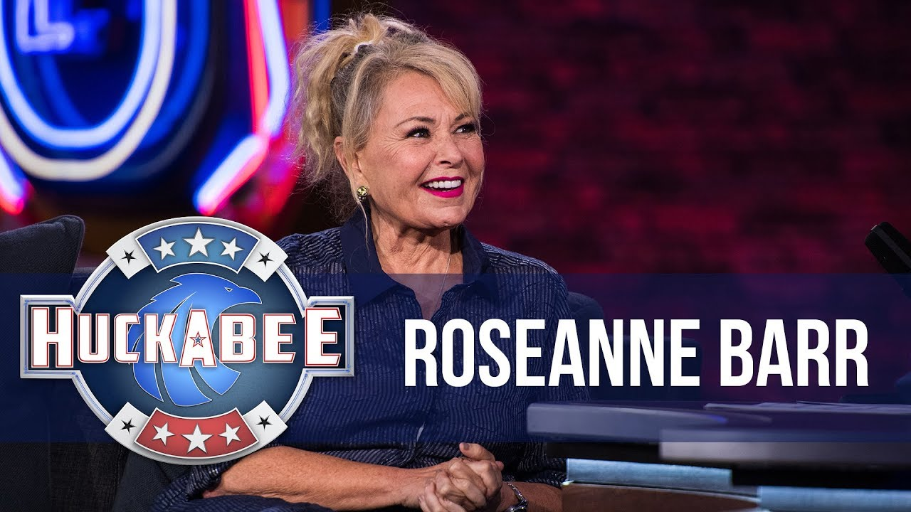 Roseanne Barr Takes Her LAST Ambien For This Interview | Huckabee