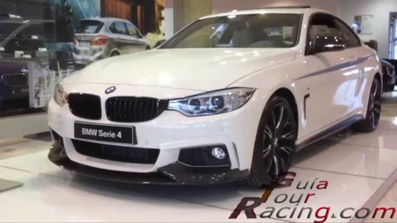 bmw series 4 m performance bmw serie 4 youtube. Black Bedroom Furniture Sets. Home Design Ideas