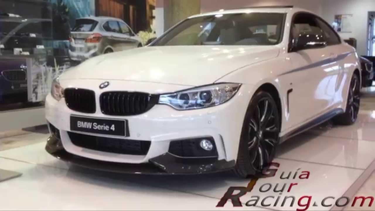 BMW Series 4 M Performance BMW Serie 4  YouTube