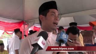 Rakyat Kena Nilai Pertelingkahan Dalam Pakatan Rakyat - Khairy Jamaluddin 26/8/2012