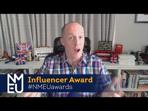 New Media Europe: Influencer Award