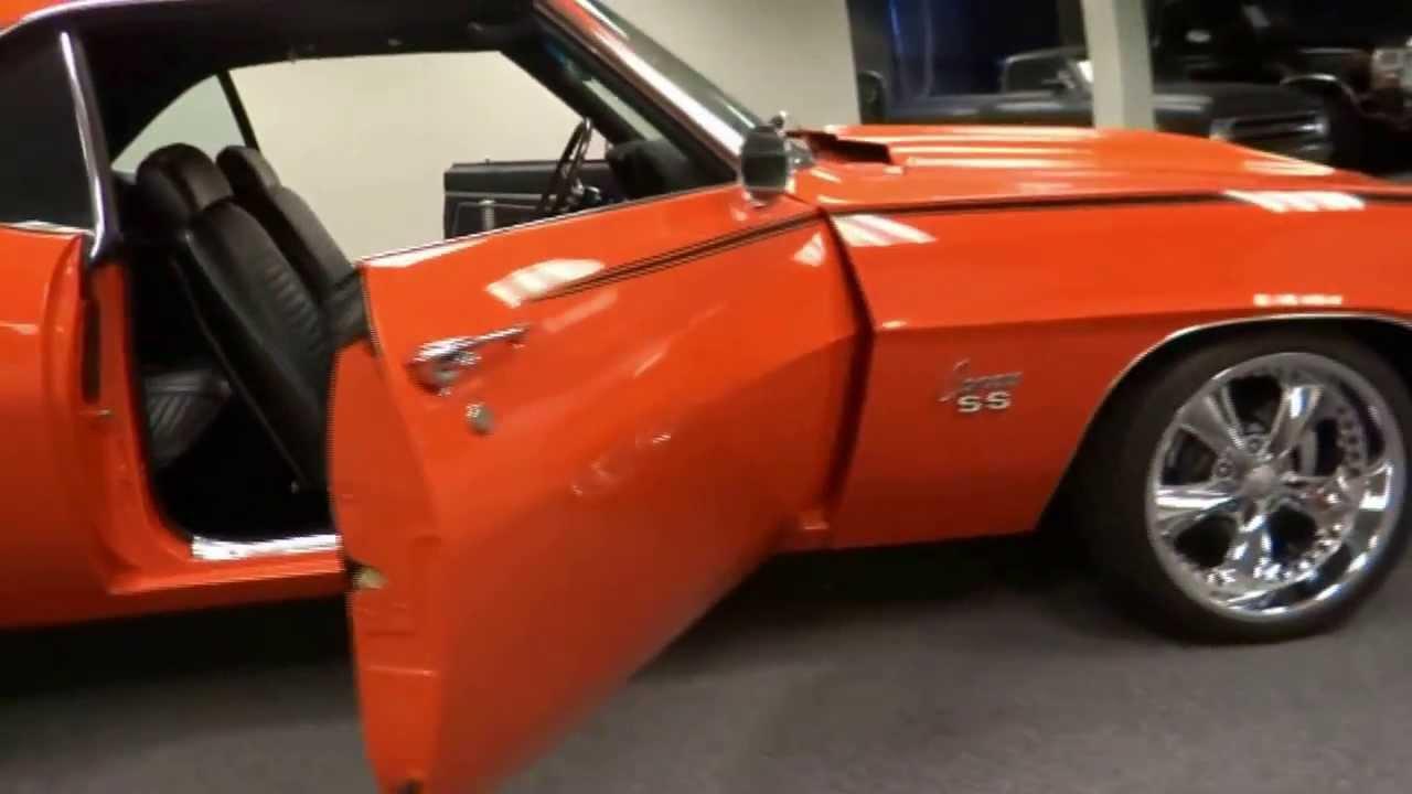 1969 chevrolet camaro det 157 youtube