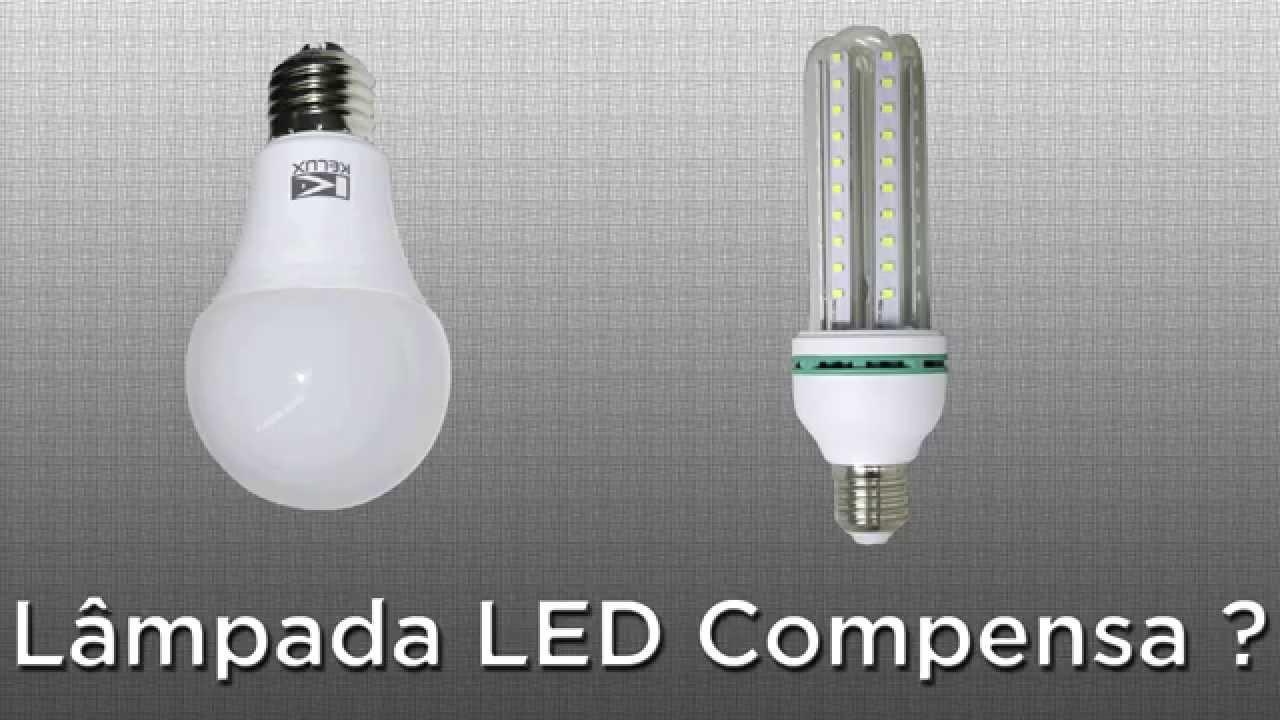 Como economizar r$ 500 na conta de luz usando lâmpada led youtube