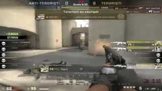 Counter Strike Global Offensive [ frag move by zeus ]