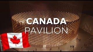 Expo 2020 I Canada Pavilion