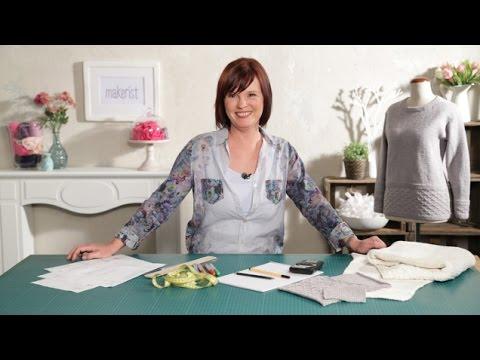 Intro: Vorstellung des Kurses: Designe deinen eigenen Pullover