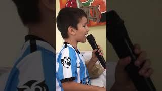 Karaoke Gustavo pikachu Mike 2018
