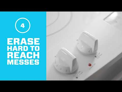 Magic Eraser Sheets - How To Clean Stovetop Knobs | Mr. Clean®