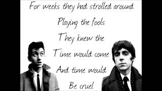 The Last Shadow Puppets - The Meeting Place - Lyrics