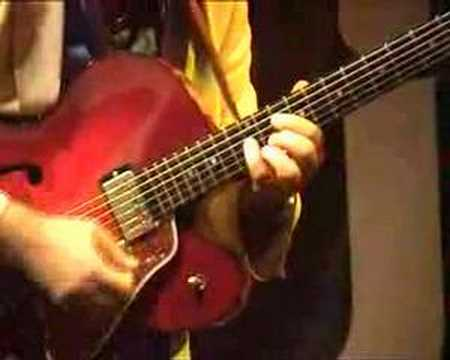 """Eddy Palermo with Shawnn Monteiro """"Blues"""""""
