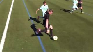 U14 Jhg2005 Eintracht Frankfurt - 1. FSV Mainz 05 3:1; LV im NLZ Frankfurt 30.09.2018