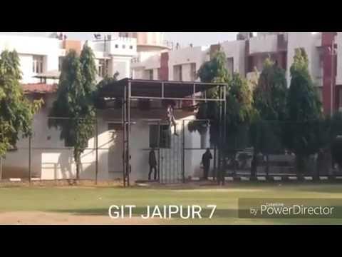 GIT Jaipur college masti
