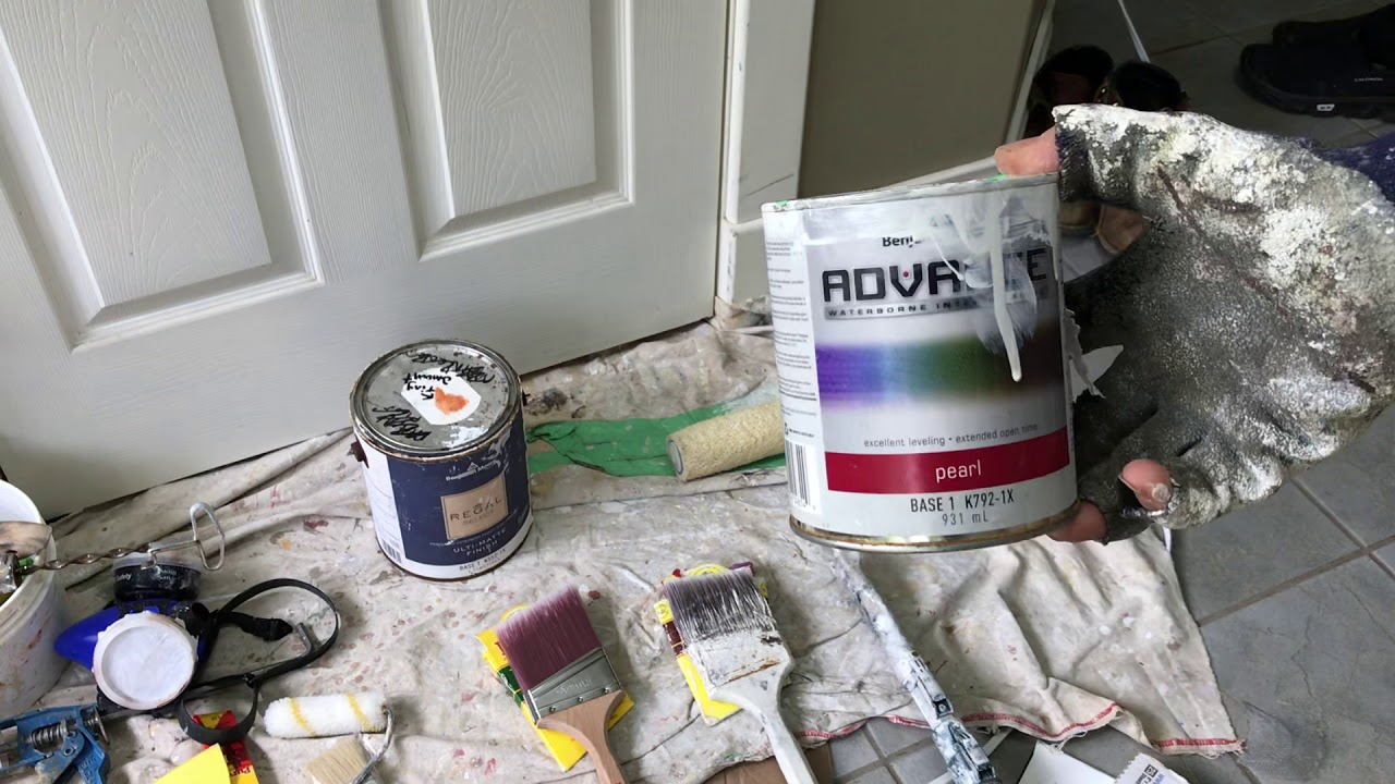 Best Paint for Trim and Cabinets: Two Great Paints We Love