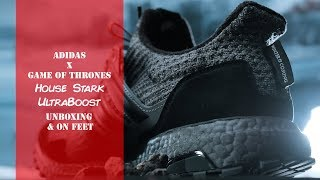 42b2a3fd4 Unboxing and On-Feet  Adidas x Game of Thrones House Stark UltraBOOST