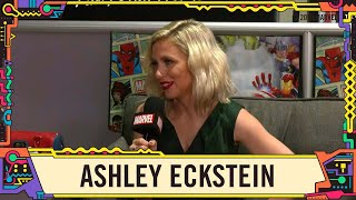 Ashley Eckstein, Founder of Her Universe, LIVE from SDCC 2019!