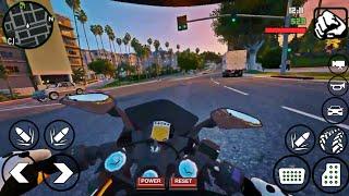 GTA V First Person Driving MOD [1 KB] |GTA SA Android | New Cleo Script GTA SA Android