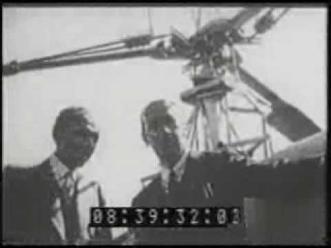 Igor Sikorsky Presents Helicopter (1943)
