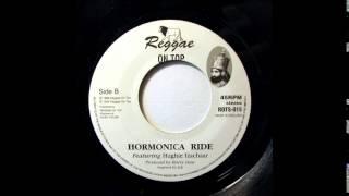 "7"" Ras-I/Reggae On Top All Stars/Hughie Izachaar - Africa Is Calling/Harmonica Ride"