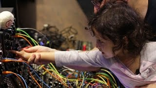 Happy (make electronic music for your) Mother's Day!