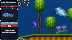 Sonic the Hedgehog 2 Game Gear by Finalflame - Sonic and the Shiny Things