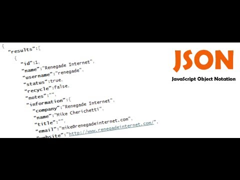 Looping Through JSON Array