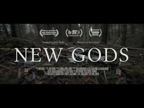 'NEW GODS' TRAILER // Official Selection New York Film Festival 2016