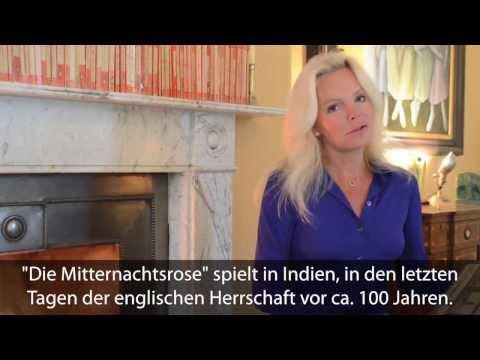 Die Mitternachtsrose YouTube Hörbuch Trailer auf Deutsch