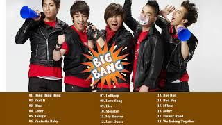 BIG BANG Greatest Hits 2020 - BIG BANG Best Songs Playlist 2020