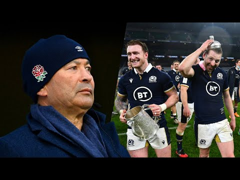 Eddie Jones & Owen Farrell in prickly mood after Scotland loss | Six Nations 2021 | Rugby News