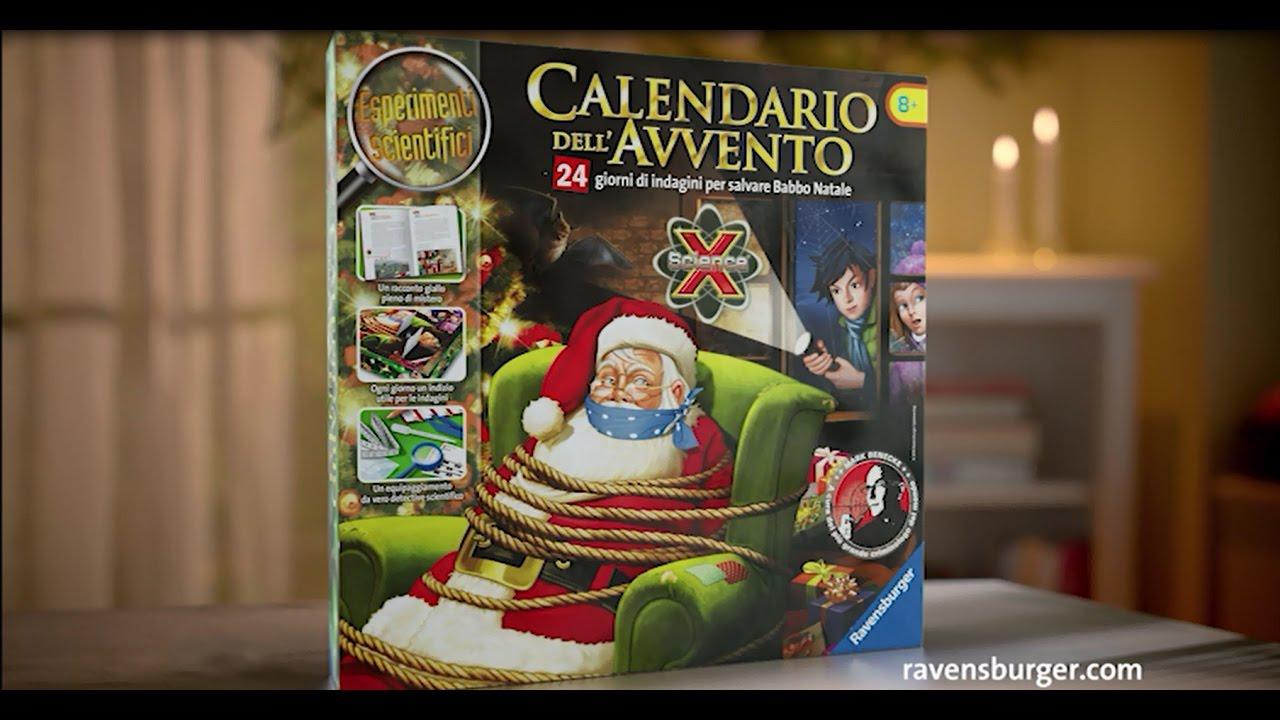 Calendario Avvento Ravensburger.Ravensburger Calendario Dell Avvento Science X