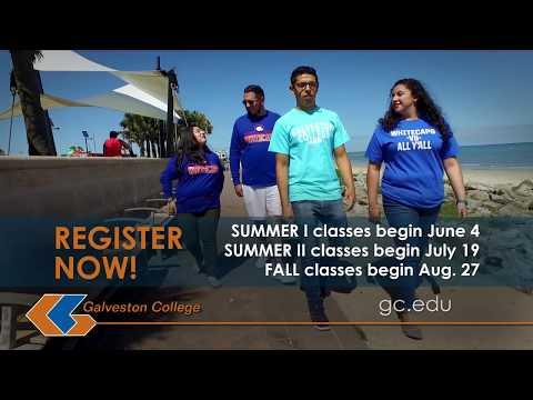 Galveston College Summer 2018