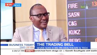 Seven seas is big on healthcare & tech | THE TRADING BELL