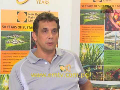 New Britain Palm Oil Limited Turns 50