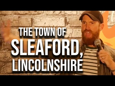 The Town Of Sleaford, Lincolnshire - Damian Clark