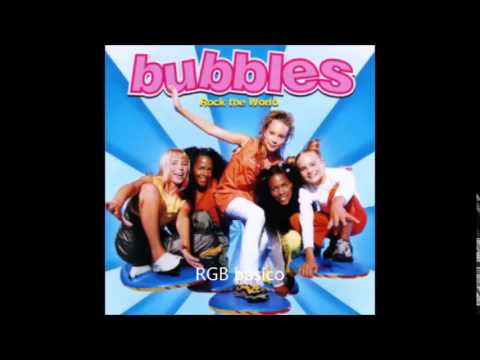Rock The World - Bubbles