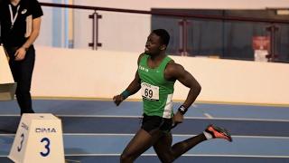 400m JUM - Championnats Ile-de-France en salle Cadets Juniors, Eaubonne le 29 Janvier 2017