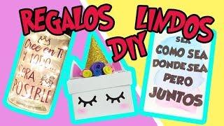 REGALOS PARA NAVIDAD DE ULTIMO MINUTO / Lorena G ♥