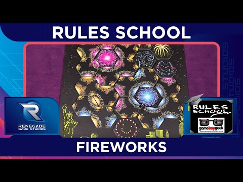 How To Play Fireworks (Rules School) With The Game Boy Geek