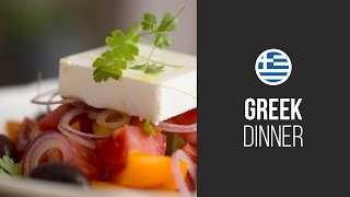 Greek Salad || Quick & Easy Recipes || Gastro Lab