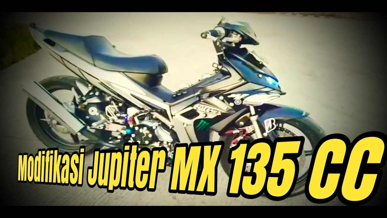Modifikasi Jupiter Mx 135
