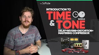 Introduction to Softube Time and Tone Bundle